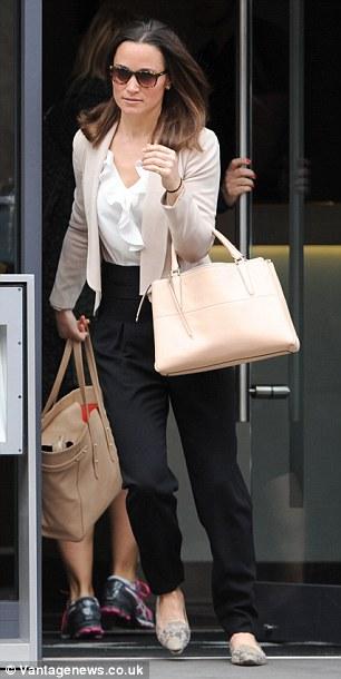 Pippa Middleton (Photo: Taylor Morris Eyewear).