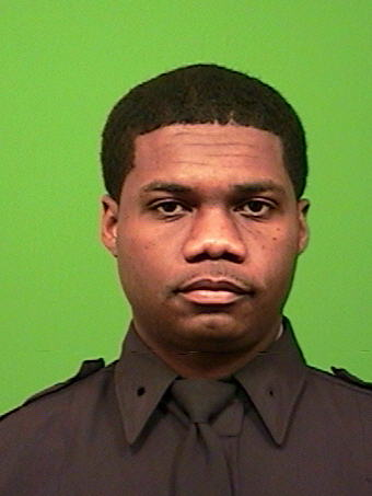 Police Officer Randolph Holder (Photo: NYPD)