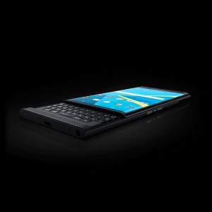 The PRIV brought back the keyboard in November (Photo: Blackberry).