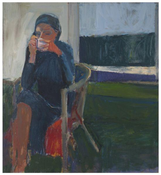 Richard Diebenkorn, Coffee, 1959