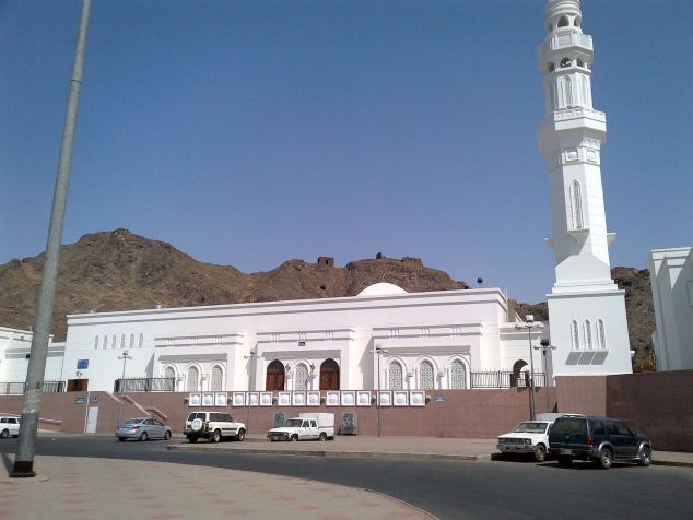 The Grand Mosque of Quatar (Wikimedia).