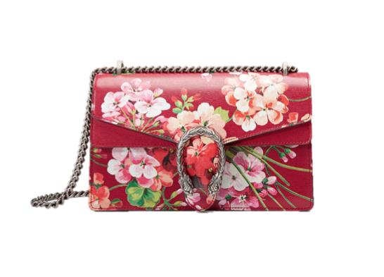 Gucci Dionysus Blooms Shoulder Bag, $2,490, Gucci.com (Photo: Courtesy Gucci).