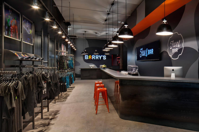 Barry's Bootcamp is one of the boutique gyms taking part in Well + Good's Fitness Biathlon. (Photo: Facebook/Barry's Bootcamp)