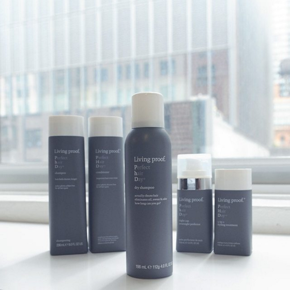The secret to a Perfect Hair Day (Photo: Instagram/LivingProofInc).