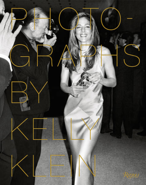 The cover of Photographs by Kelly Klein (Photo: Courtesy Kelly Klein).