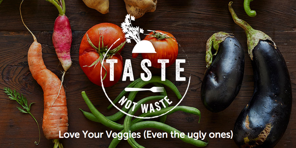 Hidden Valley will donate to the cause when you share photos of ugly fruits and veggies with #TasteNotWaste. (Photo: Hidden Valley)