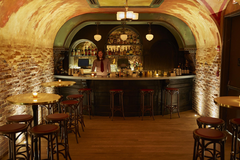 The Django- Back Bar