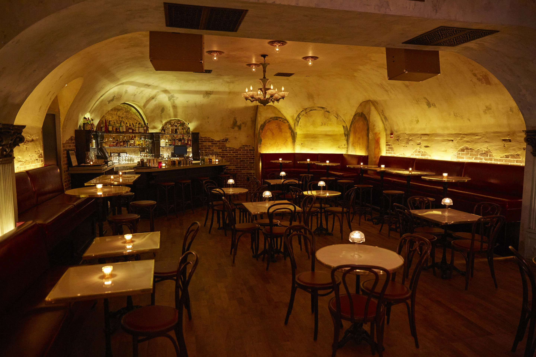 The Django- Main Room
