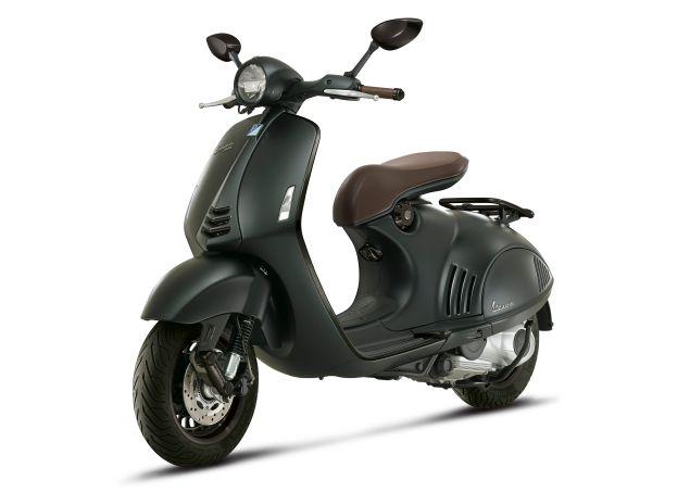 Vespa 946 Emporio Armani, $10,999 (Photo: Courtesy Vespa).