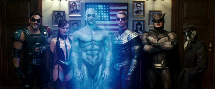 Watchmen Cast HBO Damon Lindelof