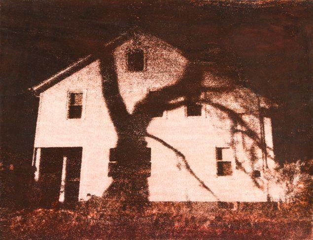 Chucky's House, 2013, by Glen Baldridge. (Photo: Courtesy of the artist.)