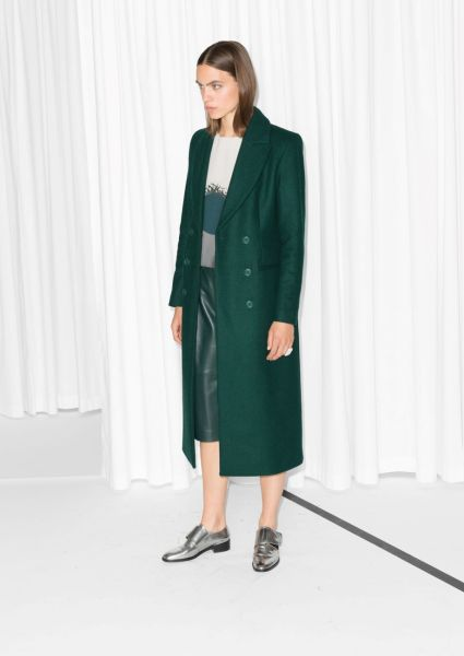 & Other Stories Long Tailored Coat, $325, Stories.com (Photo: & Other Stories).
