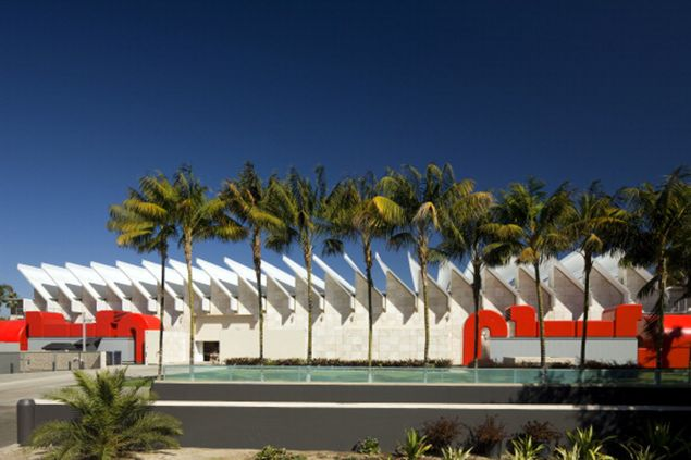 Lacma Broad & Resnick PavilionLos Angeles, California, United States, Architect: Renzo Piano Building Workshop, 2010, Lacma Broad & Resnick Pavilion, Renzo Piano Building Workshop, (Photo by View Pictures/UIG via Getty Images)