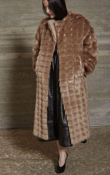 Rachel Comey Trail Coat, $1,093, RachelComey.com (Photo: RachelComey).