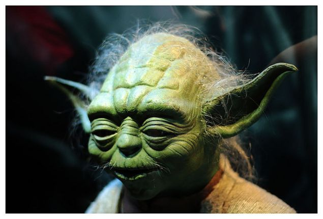 Even Yoda is impressed by Google's 'Star Wars' Easter egg. (Photo: Flickr Creative Commons)