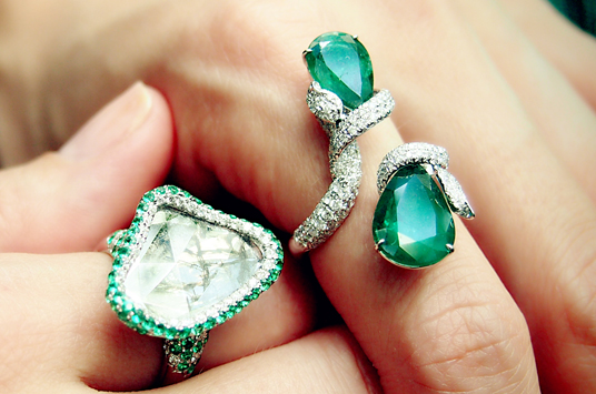 Ashu Malpani's classic jewels (Photo: Courtesy Plukka).