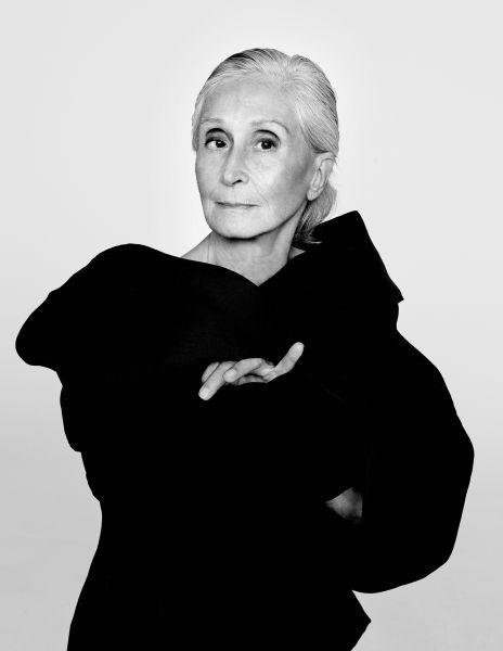 Twyla Tharp. (Photo: Ruven Afanador)