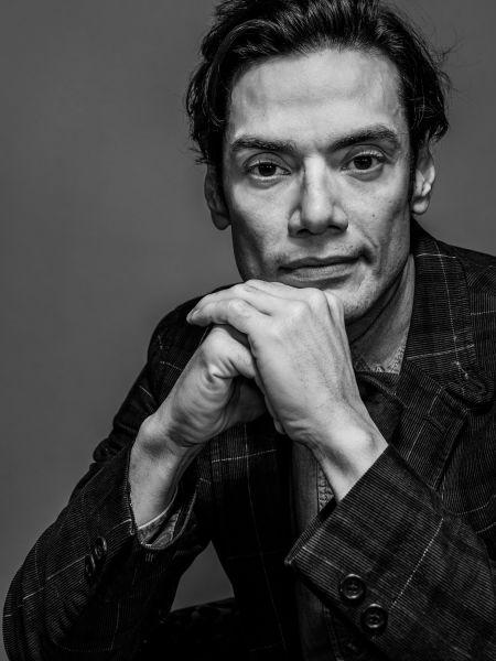 Omar Hernandez (Photo: Sasha Maslov for Observer).
