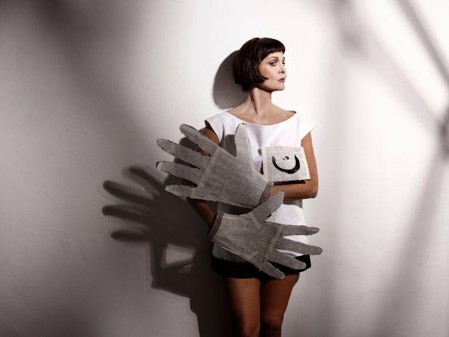 Marlis Petersen as Lulu. (Photo by Kristian Schuller/ Metropolitan Opera)