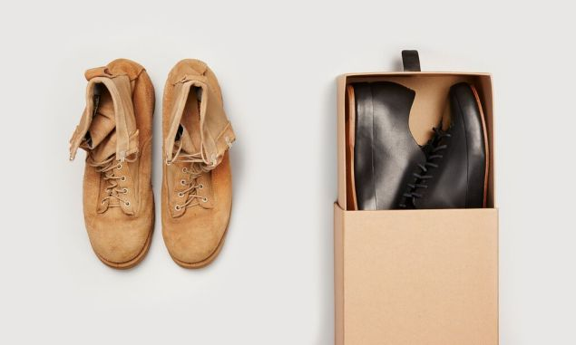 FEIT plans on making the shoe drive into an annual event in New York City. (Photo: FEIT)