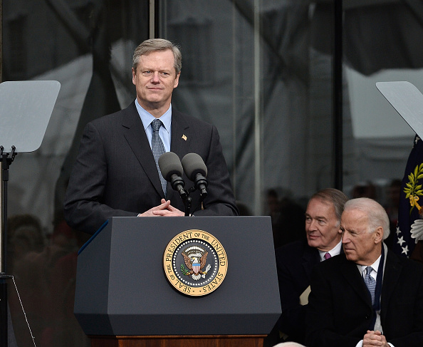 <> at Edward M. Kennedy Institute for the United States Senate on March 30, 2015 in Boston, Massachusetts.