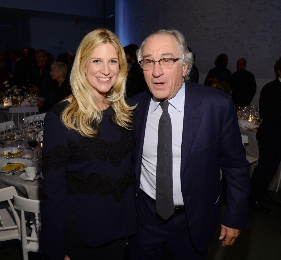Kristina O'Neill, Robert DeNiro (Photo: Getty Images).