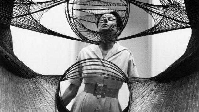 Peggy Guggenheim: Art Addict, 2015. Directed by Lisa Immordino Vreeland. (Image: Courtesy Submarine Entertainment)
