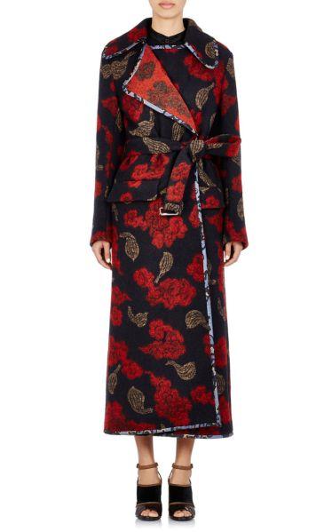 Dries Van Noten Belted Rineri Trench Coat, $2,535, Barneys.com (Photo: Barneys).