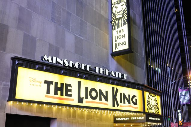 'The Lion King' has entered the virtual reality world. (Photo: Google Commons)