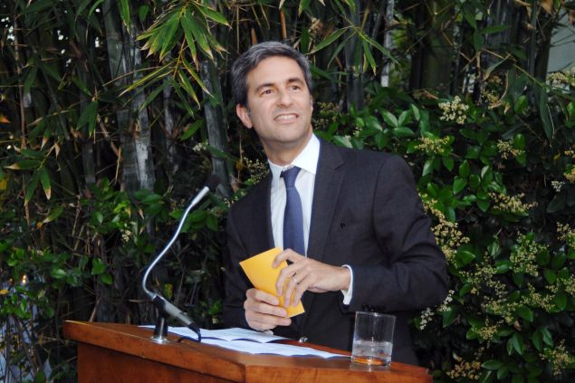 Michael Govan==The Director's Circle of the Los Angeles County Museum of Art Supports Midcentury California Design Acquisitions for LACMA==The Buck House, Los Angeles, CA==June 02, 2010==©2010 Patrick McMullan==Photo - DAVID CROTTY/patrickmcmullan.com== ==