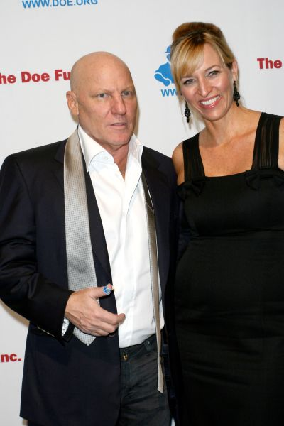 Wendy Madden is keeping the Upper East Side condo she once shared with her ex, shoe mogul Steve Madden. (Eugene Mim/Patrick McMullan)