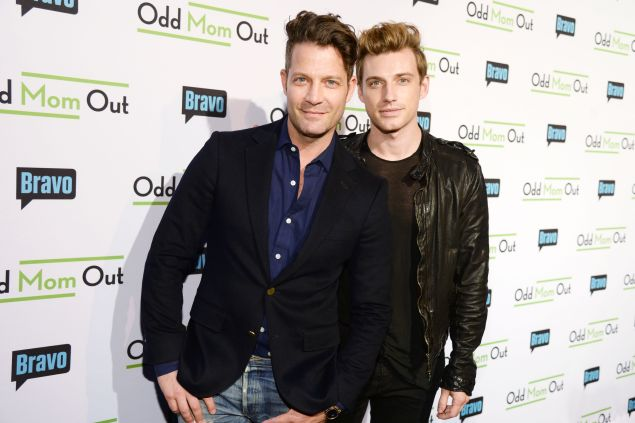 Nate Berkus and Jeremiah Brent are parting ways with another Greenwich Village co-op. Clint Spaulding/Patrick McMullan)