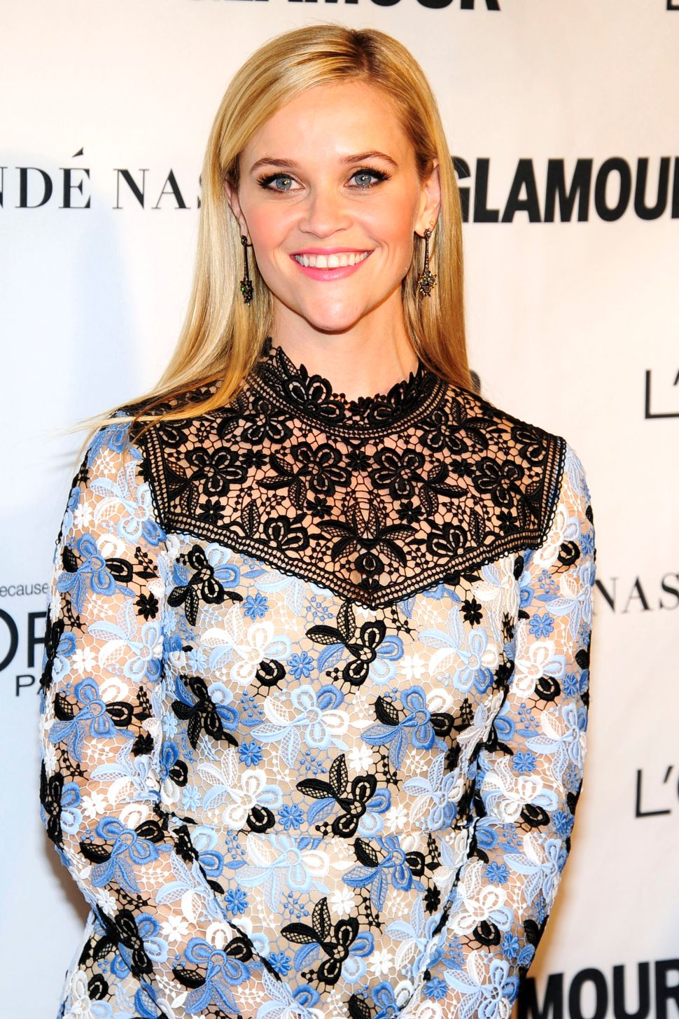 Reese Witherspoon (Photo: Paul Bruinooge for Patrick McMullan).