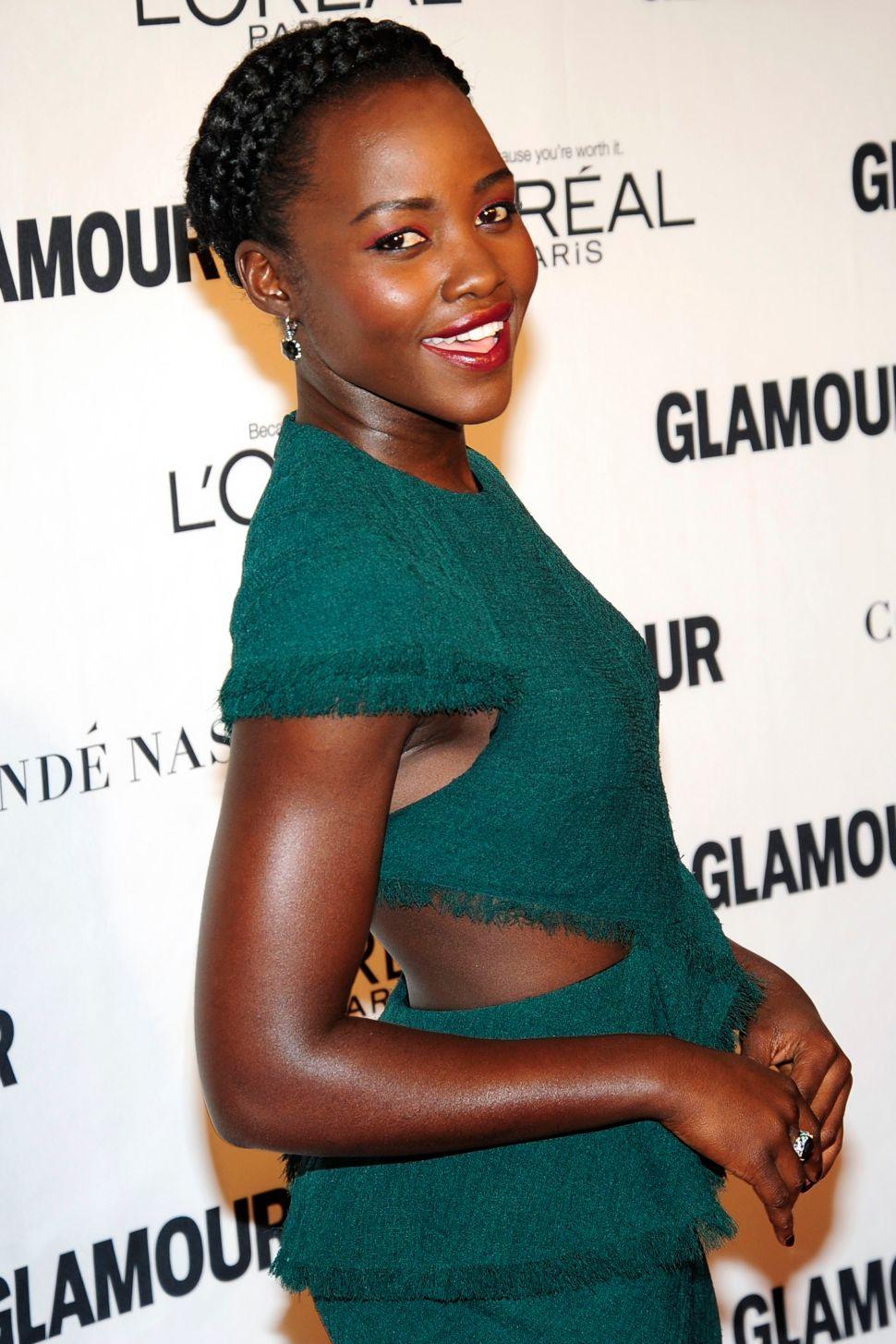 Lupita Nyong'o (Photo: Paul Bruinooge for Patrick McMullan).