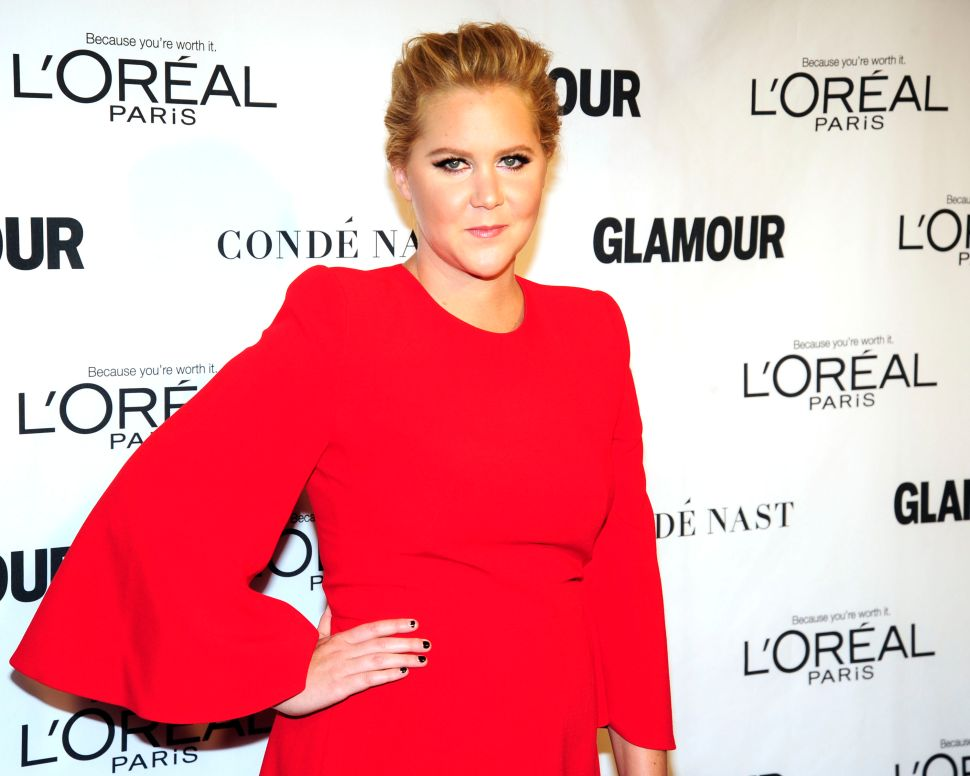 Amy Schumer (Photo: Paul Bruinooge for Patrick McMullan).