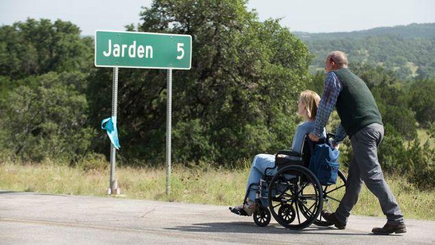 On to Jordan. (HBO)