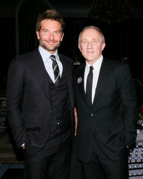 Francois-Henri Pinault, Bradley Cooper