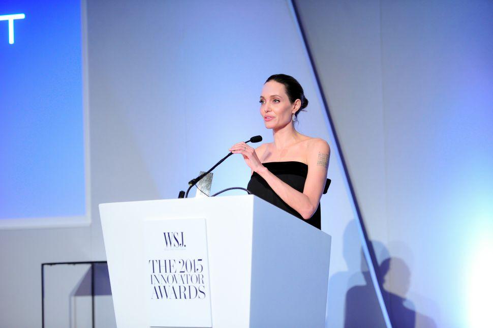 Angelina Jolie Pitt (Photo: BFA).