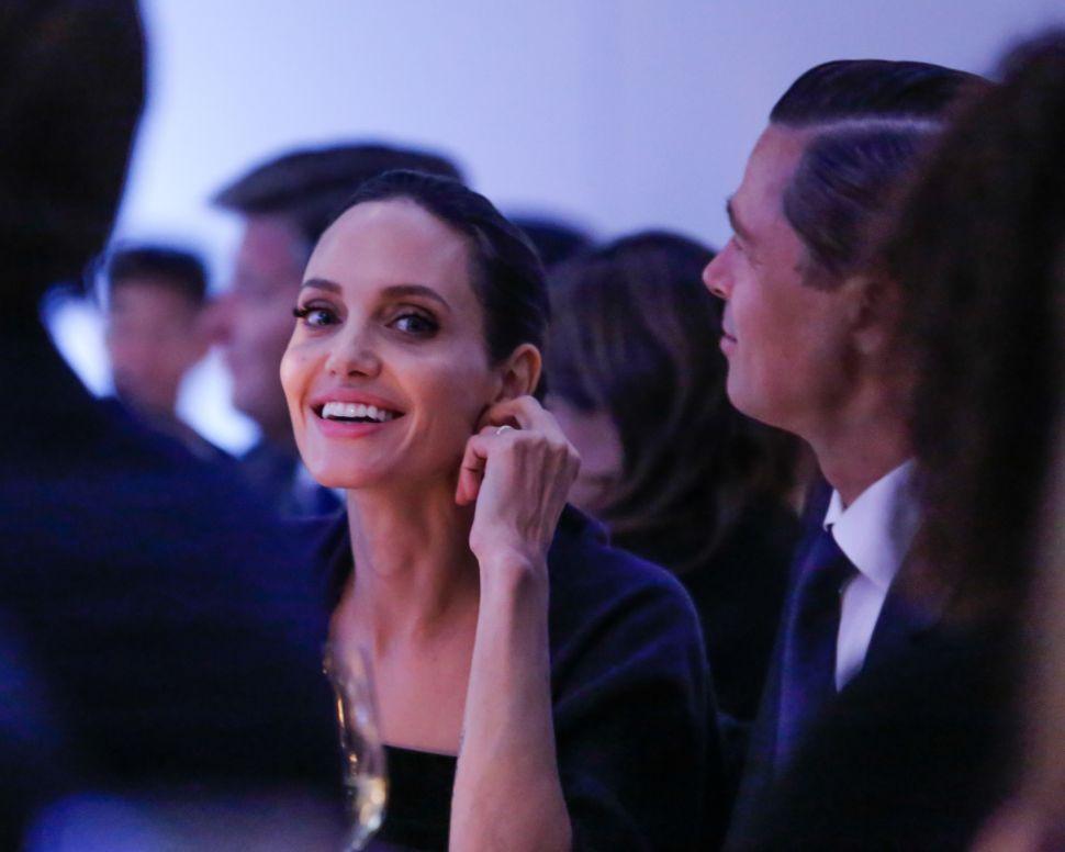 Angelina Jolie, Brad Pitt (Photo: BFA).