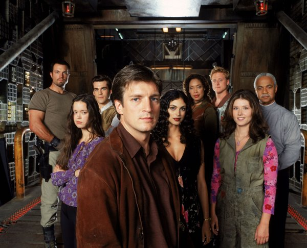 Lots of people on Twitter want to bring Firefly back. (Photo: Twitter)