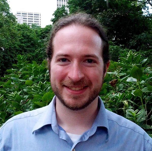 Evan Birnholz is The Washington Post's new crossword constructor. (Photo: Vicki Jones)