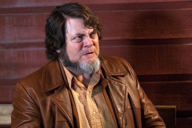 FARGO -- ÒRhinocerosÓ -- Episode 206 (Airs November 16, 10:00 pm e/p) Pictured: Nick Offerman as Karl Weathers. CR: Chris Large/FX