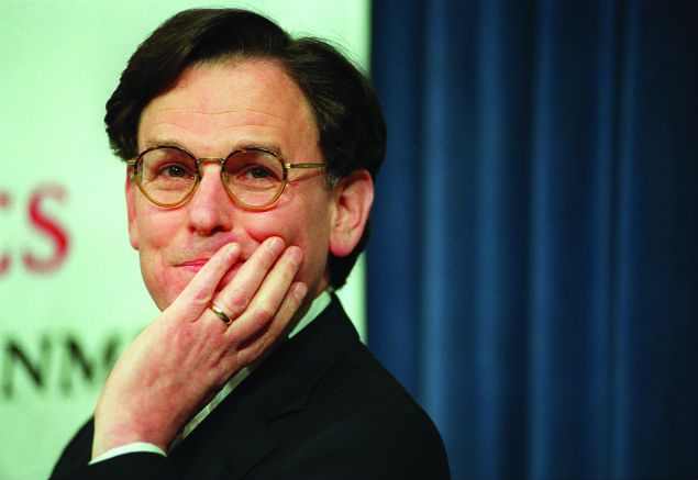 Sidney Blumenthal has been a trusted advisor of both Clintons for more than two decades. (Photo: Dominic Chavez/The Boston Globe/Getty Images)