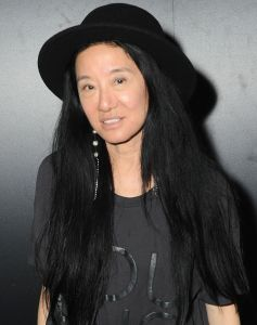 Designer Vera Wang (Photo by Andrew Toth/Getty Images for Dom Perignon - The Wall)