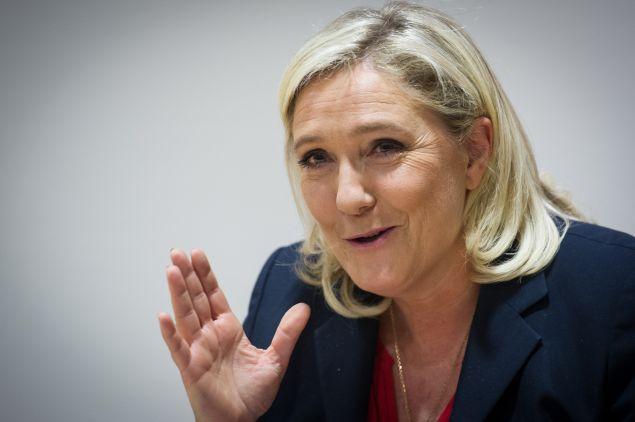 Marine Le Pen. (Photo: SEBASTIEN BOZON/AFP/Getty Images)
