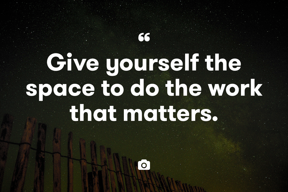 Give-yourself-space