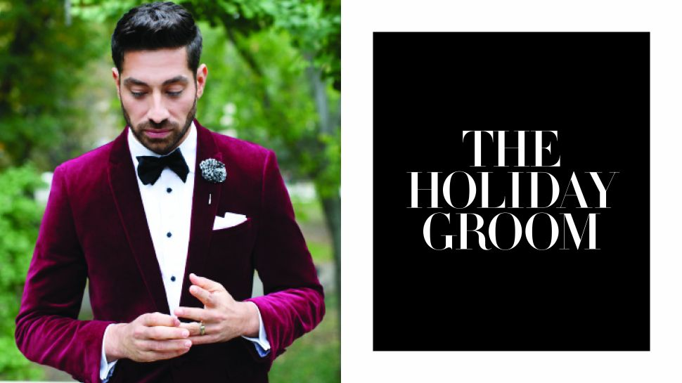 GROOMS, A Professional Stylist's Guide to Wedding Day Apparel for Every Budget (Photo: Alea Lovely).