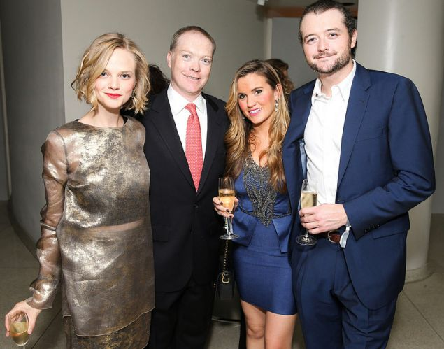 Last year's Guggenheim International Gala pre-party.