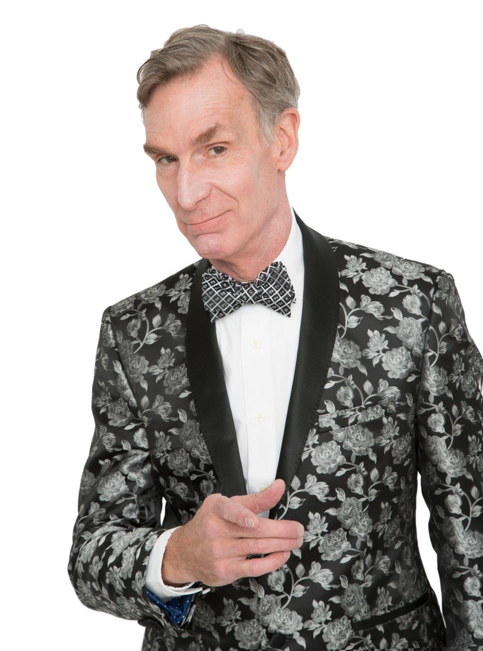 Bill Nye (Photo: NIck Graham).