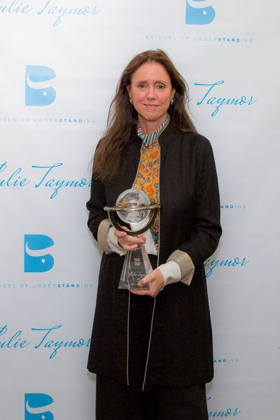 Julie Taymor (Photo: Shoot Me Peter Photography).